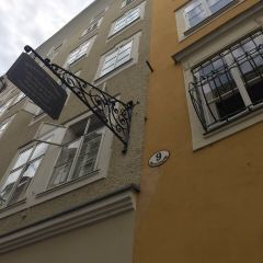 Mozart's Birthplace User Photo