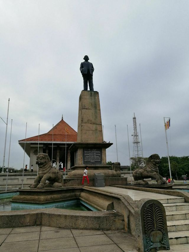 Independence Square & Independence Memorial Hall