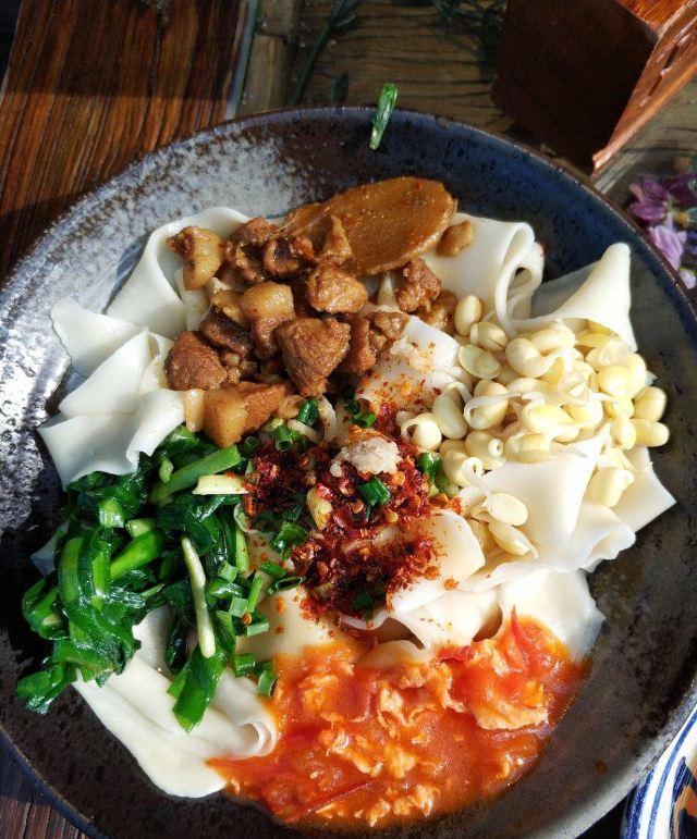 Gu Jin Changan Lao Cha Fang