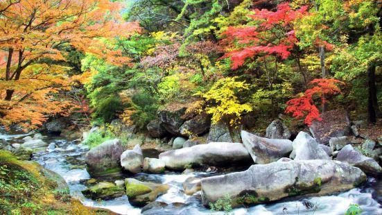 Shosen-kyo Valley