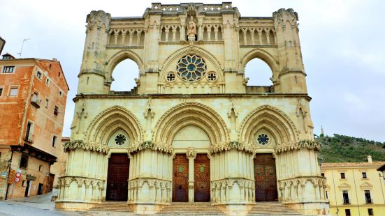 cathedral de Baeza