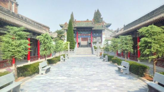 扶風城隍廟