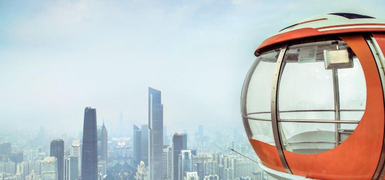 Guangzhou Tower Ferris Wheel