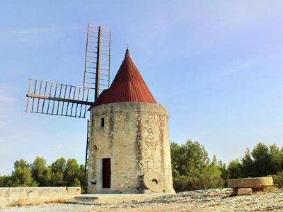 Daudet's Windmill