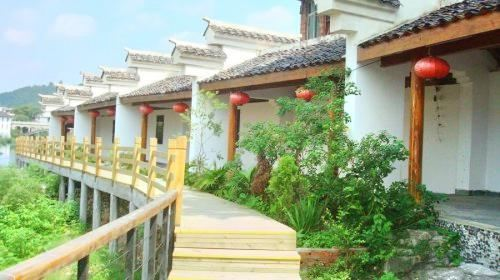 Rucheng Hot Springs Culture Park