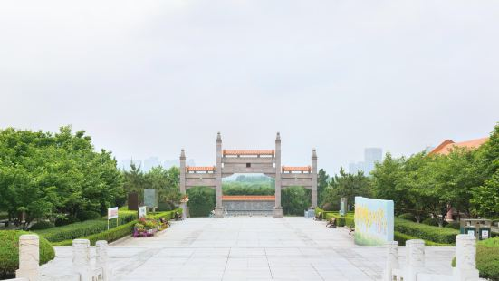 大蜀山文化陵園
