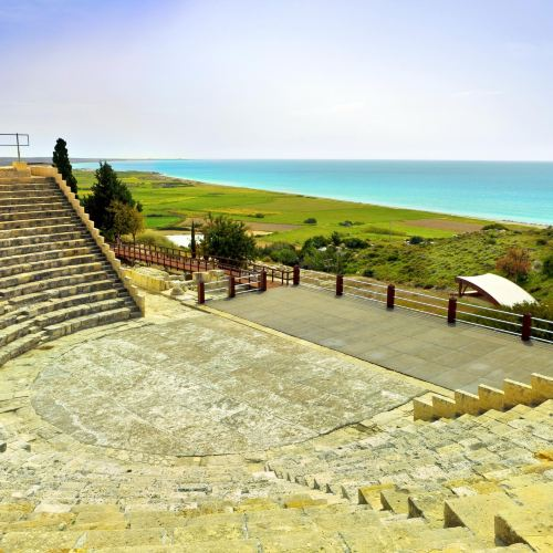 Κourion Ancient Amphitheater