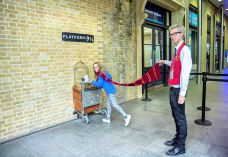 国王十字火车站-伦敦-尊敬的会员