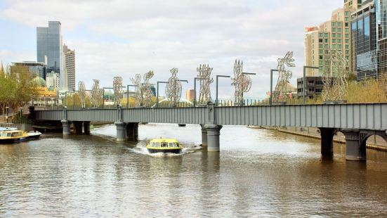 Sandridge Railway Bridge