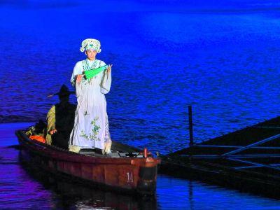 印象西湖《最憶是杭州》演出