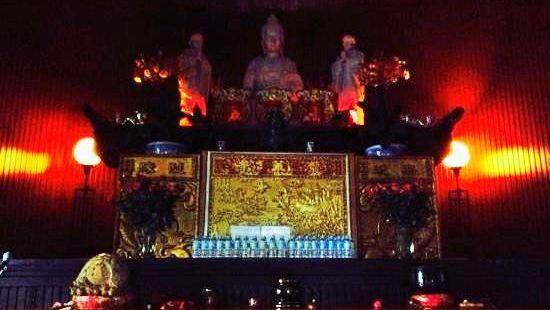 Lon Wa Temple