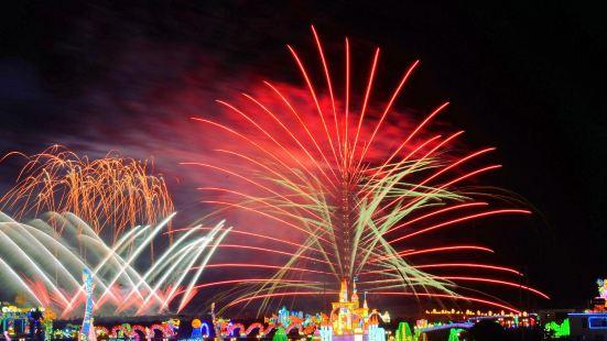 Nanwanhua Town Lantern Festival