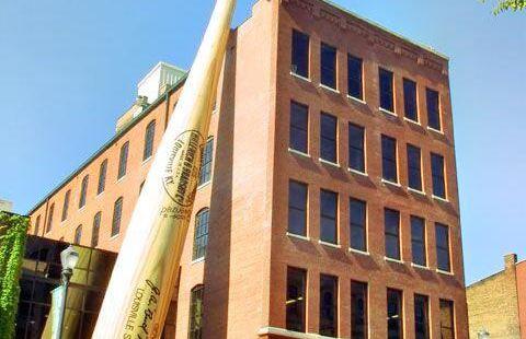 路易士維爾棒球博物館及工廠