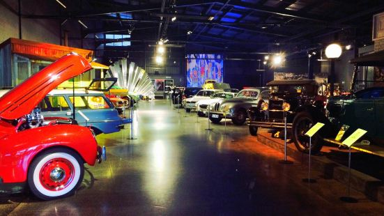 World of WearableArt & Classic Cars Museum