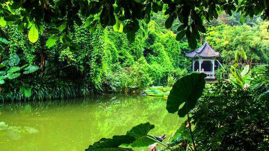 Qingxiushan Yulin Daguan