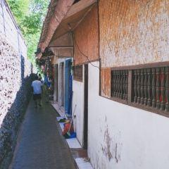 사누르 비치 여행 사진