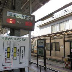 가미쿠마모토 역 여행 사진