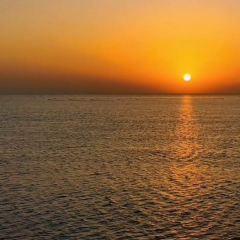 Sunrise Watching at Changdao User Photo