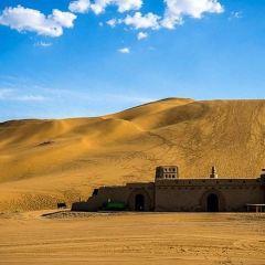 庫木塔格沙漠用戶圖片