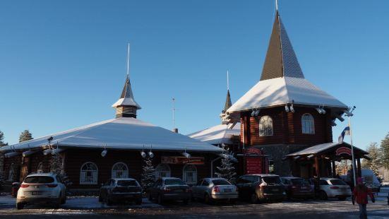 Santa Claus Village - Christmas House