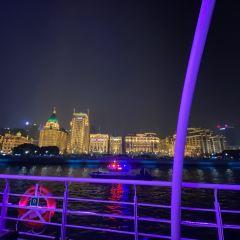 """황푸강 '칭여우장' 유람선(황포강""""청유강""""유람선) 여행 사진"""