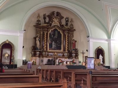 National Shrine of Mary Help of Christian