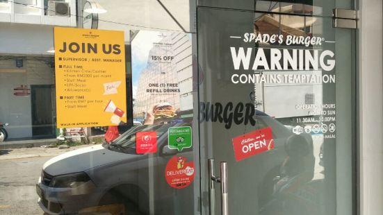 Spades Burger George Town