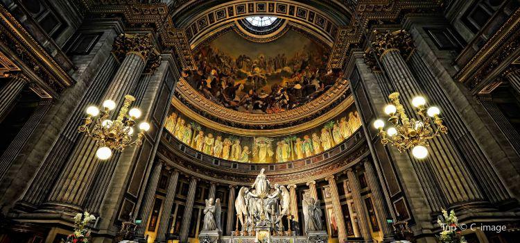 L'Église de la Madeleine2