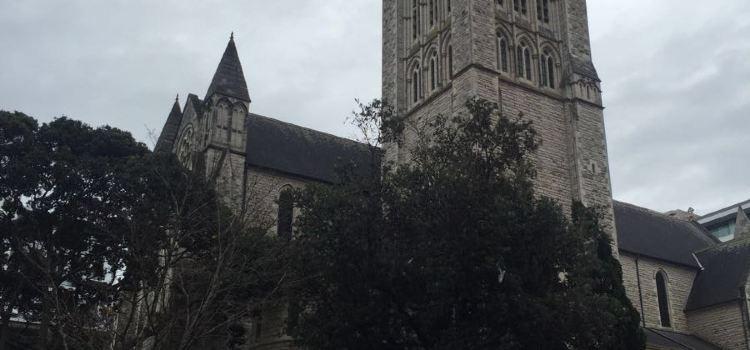 St Matthew-in-the-City教堂2