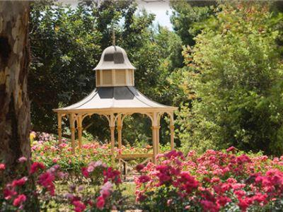 林道山玫瑰園