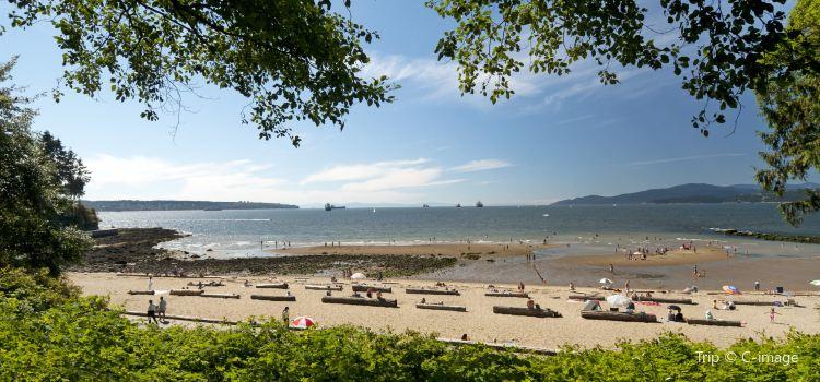 English Bay Beach1