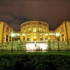 Parliament of Norway Building User Photo