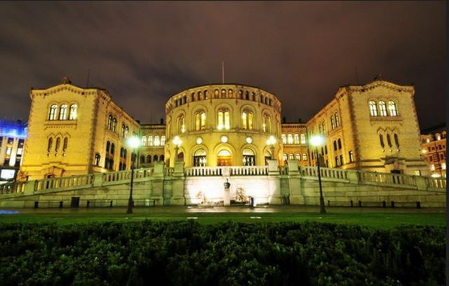 挪威議會大樓