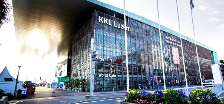 KKL盧塞恩文化會議中心2