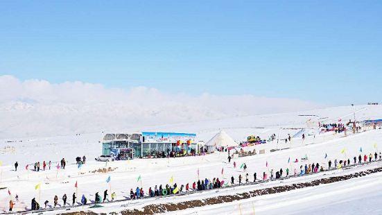 那拉提國際滑雪場