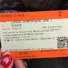 Oxford Railway Station User Photo