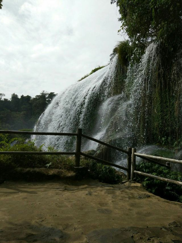 Detian Transnational Waterfall Scenic Area