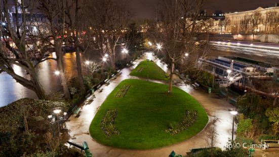 Square du Vert-Galant