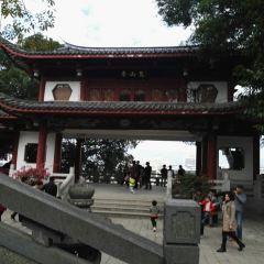 우산 여행 사진