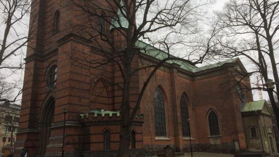 S:ta Klara kyrka