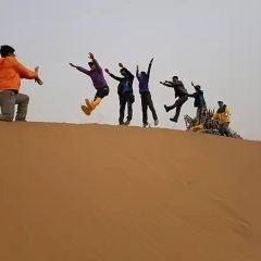 騰格里沙漠用戶圖片