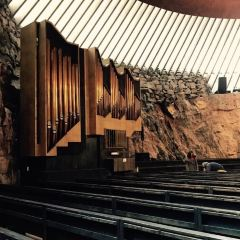 Temppeliaukio Church User Photo