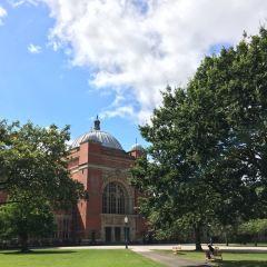 버밍엄 대학 여행 사진