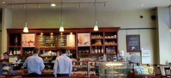 Caffe Nero - Newgate Street