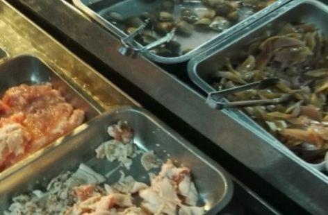 Pooh buffet