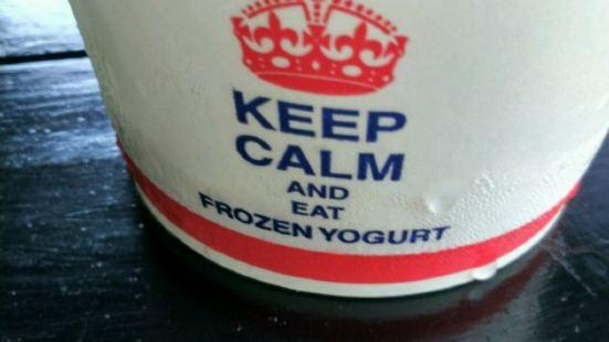 倫敦優格乳冰淇淋