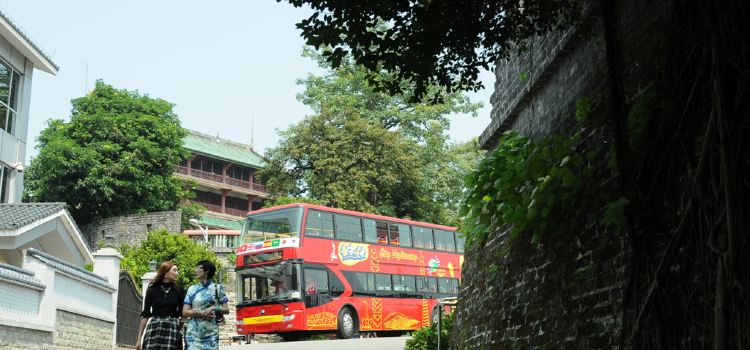 Guangzhou Twin City Sightseeing Bus2