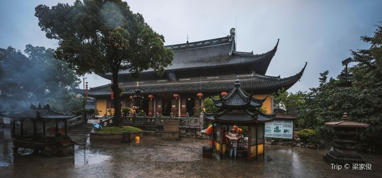 Xuanmiao Temple2