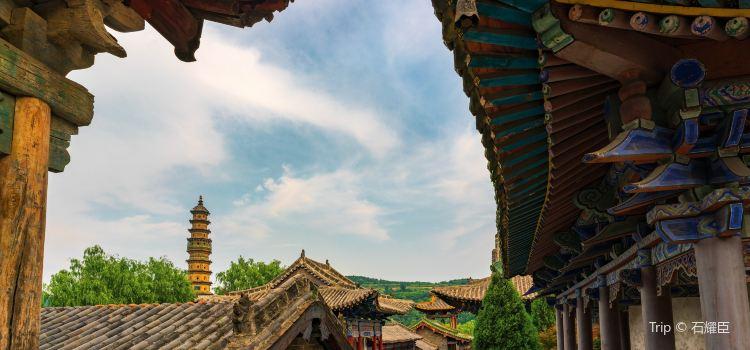 陽城海會寺1