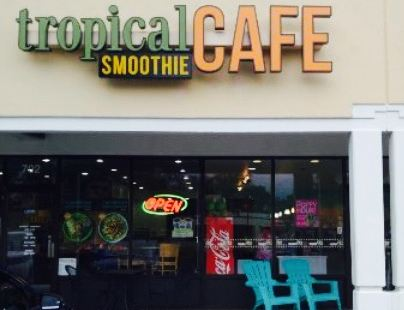 Tropical Smoothie Cafe Daytona Beach